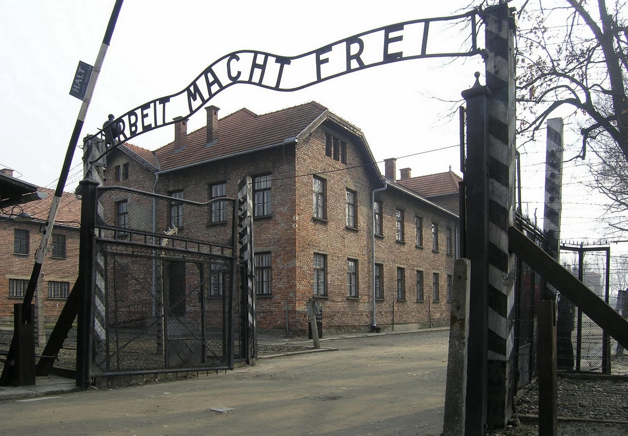 The liberation of Auschwitz – 27.01.1945