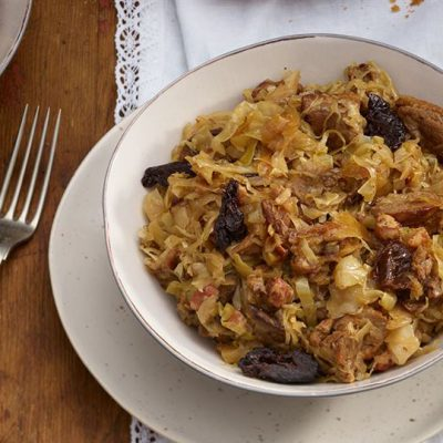 Bigos – a king of the Polish cuisine