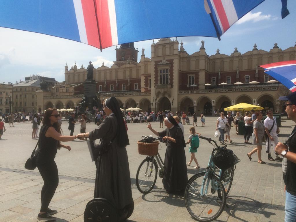 Five active ways to explore Krakow